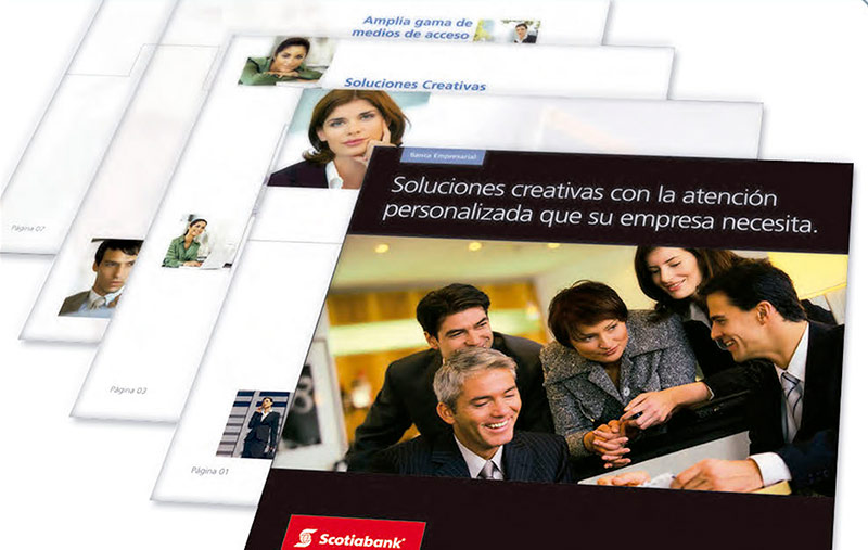 Folleto Empresarial